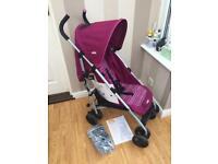 Joie nitro stroller & original raincover pram/pushchair 💖💖 £40 💖💖