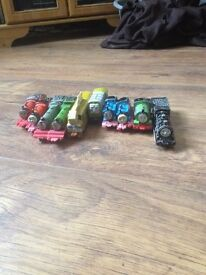 1980s vintage metal thomas the tank and friends