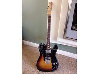 Fender Telecaster 72 Custom Classic