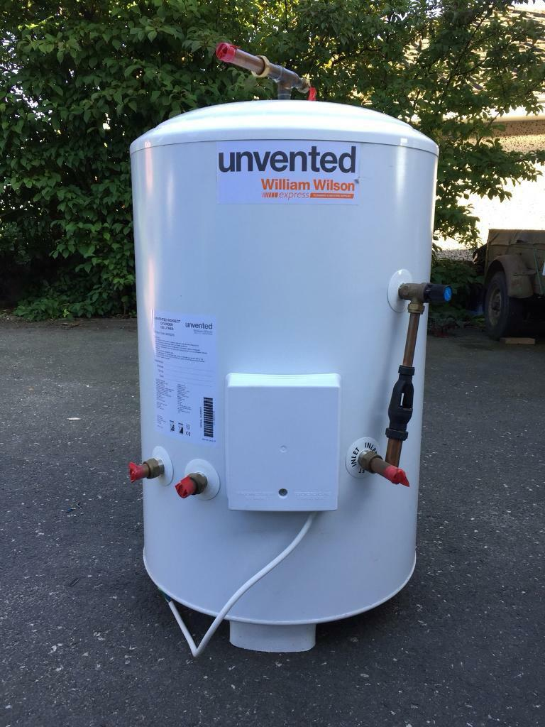 120litre Unvented Hot Water Tank X2 | in Inverurie, Aberdeenshire ...