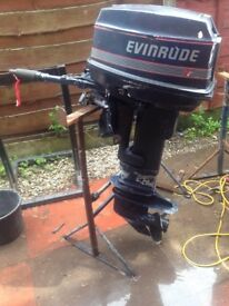 EVINRUDE 30HP OUTBOARD ENGINE