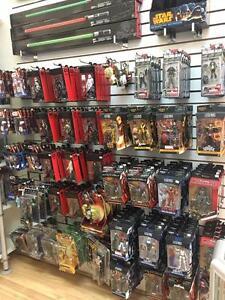 Funky Toys Pointe-Claire Toy Store, LEGO Minifigures, Star Wars, Marvel, Pokemon, Kidrobot, Tokidoki, Squishy Squishies