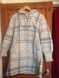 For woman medium size very warm winter coat