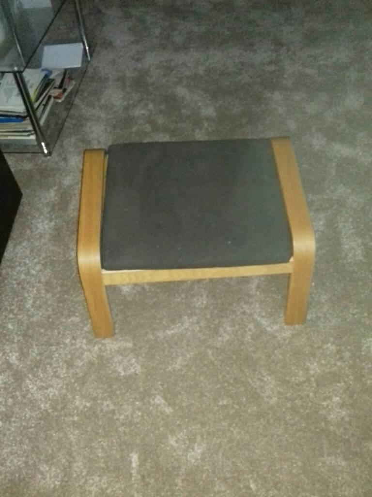 Footstool Sold