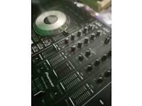 DJ PIONEER DDJ SX2 MIDI CONTROLLER
