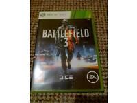Battlefield 3 xbox 360 game