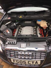 Audi Quattro S4 Avant