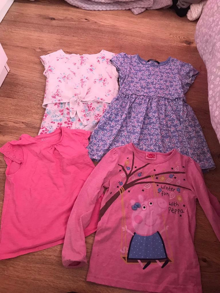 d2f545086 Girls 5-6 summer bundle