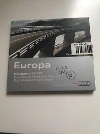 Audi navigation sd card