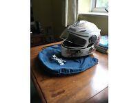Extra Small SHARK Motorbike helmet