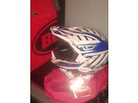 BRAND NEW bell helmets, xxl only *** £30***