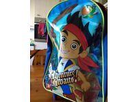 Disney Jake and The Never Land Pirates Wheeled Bag