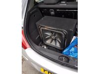 Kicker Car speaker for sale you will need to come collect it in east london