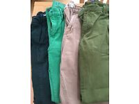 Bundle of trousers/jeans 12 yrs