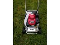 Lawnflite/Asuka/Kaaz 553HRS honda pro roller mower