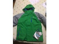 Boys Waterproof Trespass Jacket
