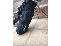 Titleist golf bag carry bag