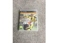 Fifa 17 PS3 deluxe edition