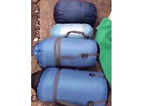 Sleeping Bags x4 Used just twice !