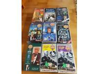 Joblot of Dr Who VHS videos