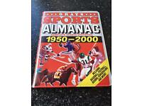 Grays sports almanac iPad cover