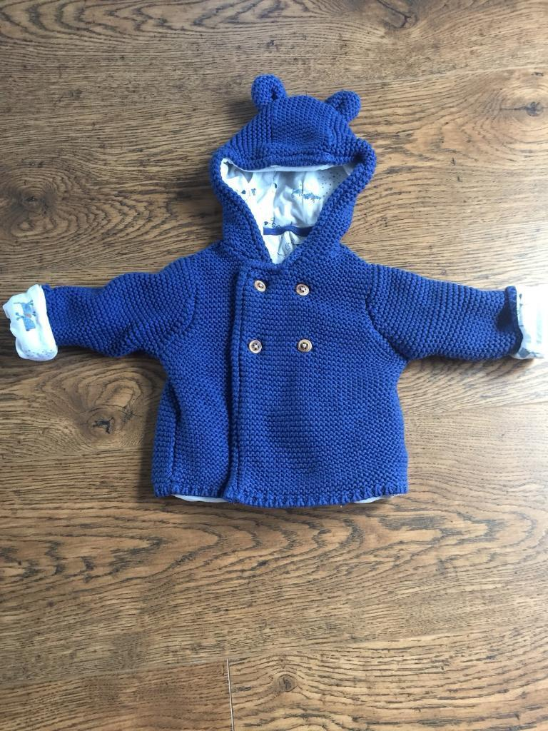 Marks and Spencer's Chunky Cardigan 0-3 months