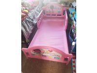 Toddler bed starter kit