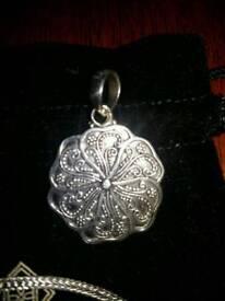 Suarti 925 silver pendant