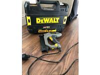 DeWalt 18v drill/driver + Titan 25mm Nail Gun