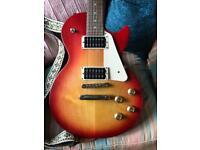 Gibson Les Paul 2019 studio tribute American in tobacco sunburst.