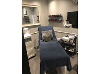 Beauty room available to rent