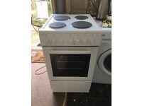 Eletrca free standing cooker