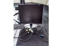 Samsung Syncmaster E1720 monitor