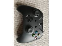 Official XBOX ONE Controller - Wireless - Model 1708 - Black