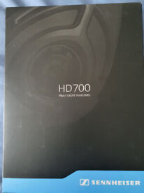 Sennheiser HD 700 Open-Back Audiophile Headphones