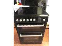 Black Ceramic cooker electric £189 delivered