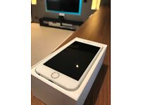iphone 6s 64gb white/silver