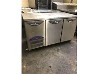 Williams commercial bench fridge, catering under counter fridge
