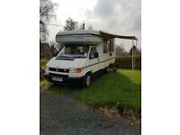 Perfect wee motorhome 2 berth Autosleeper leisure battery electric hookup. Clean & very tidy.
