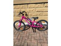Specialized hotrock kids bike size 20