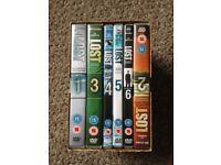 Complete LOST DVD Box