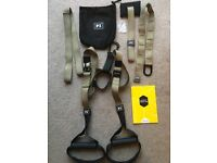 PRE-OWNED Heavy Duty PRO P3 Suspension Trainer Strap Kit (Home Fitness & Gym) - Just like TRX