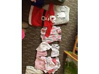 Baby girl clothes 6-9 months