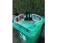 Mk5 Golf Gti mirrors