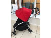 Bugaboo bee complete pushchair set