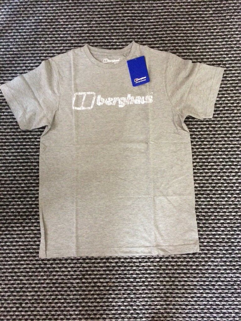 Men's Berghaus Tshirt still with tags