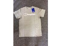 Men's Berghaus Tshirt still with tags