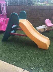 Children's tikes slides