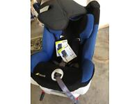 Hauck Varioguard rear facing car seat.(Isofix)