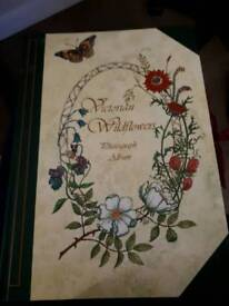 Victorian Wildflower Album